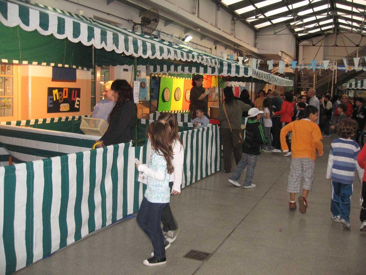 Kermesses Trampolin Eventos